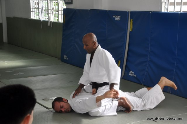 2nd Penang Restraint & Removal Seminar with Joe Thambu Shihan